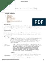 Medicamento Ondansetron 2015