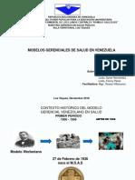 Modelos Gerenciales en Venezuela.