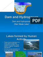 Dam and Hydropower