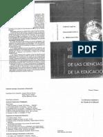 Los Discursos Redentores de Las Ciencias de La Educación (Popkewitz)