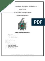 Identificacion de Cationes Del Grupo III