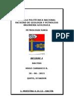 Practica 4 - Dacitas