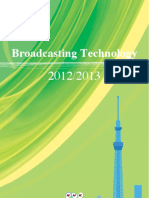 Broadcasting Technology