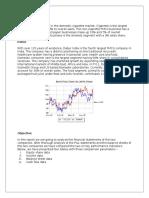 Dabur vs ITC financials