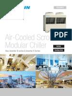PCXZAM15 Air-Cooled Scroll Modular Chiller