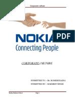 Corporate Culture nokia