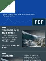 Tsunamis (1)