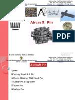 14. Aircraft Pin