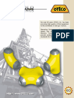Oteco Manifold Fittings Brochure