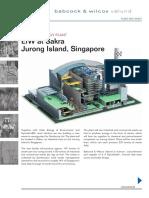Sembcorp - Sakra - Jurong Island - Singapore