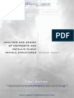 Analysis & Design of Composite & Metallic Flight Vehicle Structures - Abbott - 2016 - First Edition