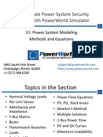 AA_Load Flow Method S01SystemModeling-Power World GOOD