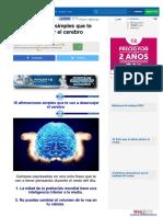 16 Afirmaciones Simples Que Te Van a Desencajar El Cerebro EXCEL !!!