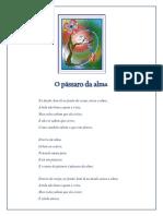 O Pássaro Da Alma - A4 - Michal Snunit