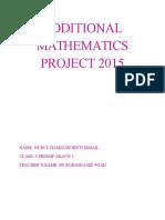 AddMaths Project