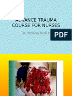 Advance Trauma Course for Nurses Full Dr Wisnu