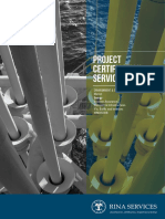 Project Certification India