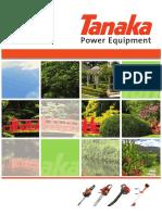 Tanaka 2011 Catalog