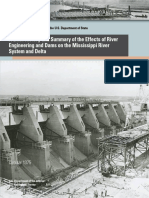 A Brief History and Summary of the Effects of River Engineering and Dams