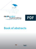Book of Abstracts Rainwater Harvesting Full