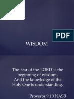 WISDOM - Rough Draft-1