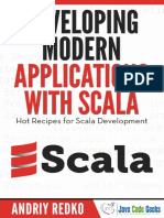 Developing Modern Applications With Scala