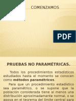1. Pruebas No Paramétricas