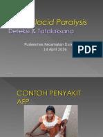 Deteksi Dan Tata Laksana AFP