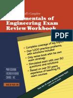 Fe Exam Review Book