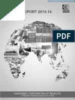 Concor Annual Report 2013-14
