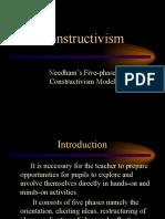 Needham's Model