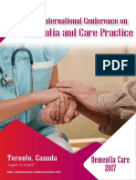 Dementia Care 2017 Brochure
