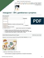 _macgyver_ - Canais Brasileiros e Gringos de Gambiarr