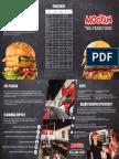 Mooyah Franchise Brochure Burger