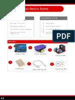 Libro Kit Robotico T15