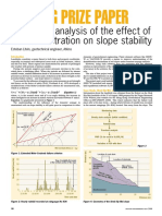 GE May 2008 Numerical Analysis of the Effect of Rainfall Infiltration on Slope Stability Litvin