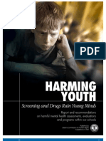 Harming Youth