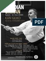 12/2016 Aikido Seminar Paris
