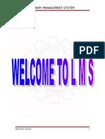 Project lms Bhavna singh.doc