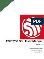 5a-Esp8266 Sdk Ssl User Manual en v1.4