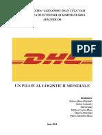 Proiect DHL