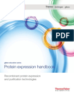 Protein Expression Handbook