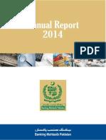 Banking Mohtasib Pakistan Annual Reprot 2014