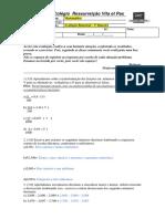 Avaliacao b de Matematica1