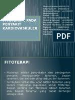 Fitoterapi Pada Penyakit Kardiovaskuler