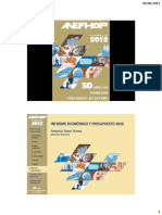 Informe Economico Anefhop 05 12