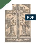 Pequeno Catecismo Vozes 1959