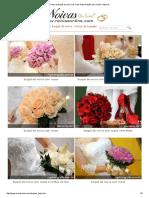 Fotos de Buquê de Noiva _ Os Mais Lindos Buquês Para Você Se Inspirar