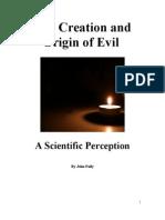 Creation and Origin of Evil