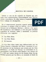 VARIEDAD CLIMA GALICIA